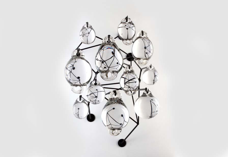 Митець-склодув з Америки створює дивні композиції у вигляді молекул ДНК -  - 80469534 2400417663403791 4791116519260028928 n