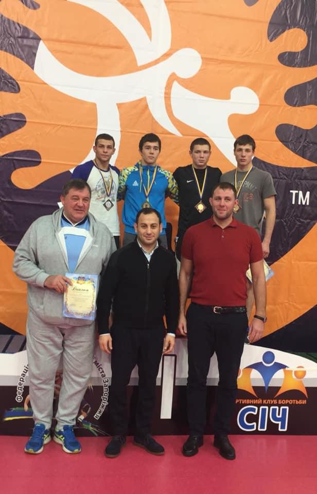 Київщина - срібний призер Кубку України з греко-римської боротьби -  - 80474792 2220772554897367 7756436827468201984 n
