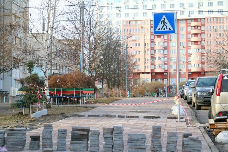 У Києві будують «теплий» тротуар - столиця, Київ, Будівництво - 80806577 3680407918636804 7723239831236509696 n