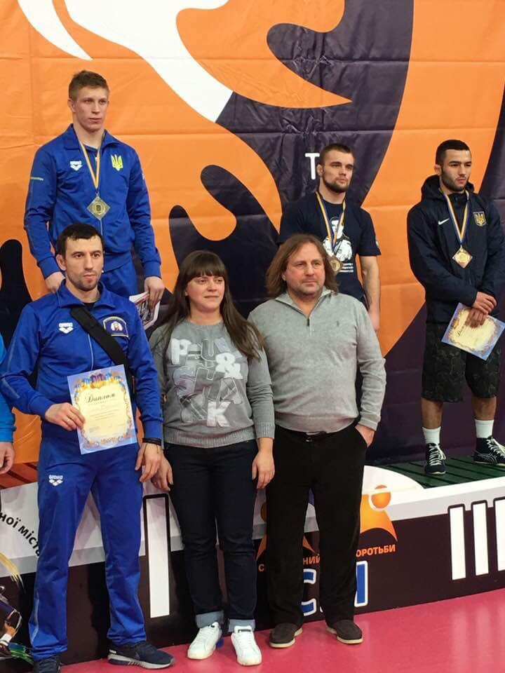Київщина - срібний призер Кубку України з греко-римської боротьби -  - 80883320 2220772504897372 1194766696661909504 n