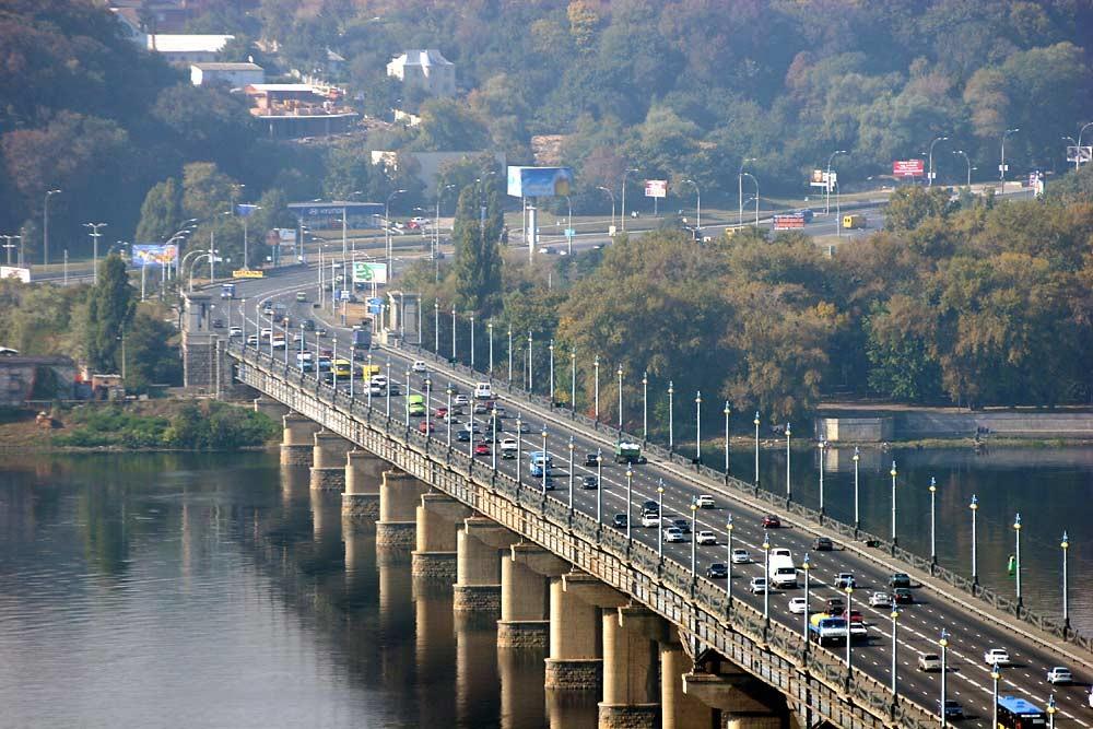 Міст Патона попрощається з радянською  символікою -  - 80971 1 large