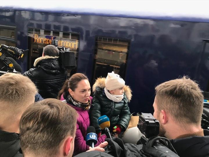 Kyiv Boryspil Express перевіз 1 мільйон пасажирів -  - 81383935 2751652204883619 2108478322680791040 n