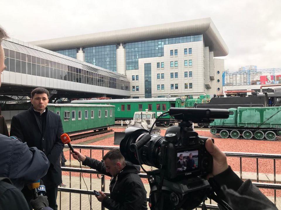 Kyiv Boryspil Express перевіз 1 мільйон пасажирів -  - 81620729 2751652218216951 7945312107413635072 o