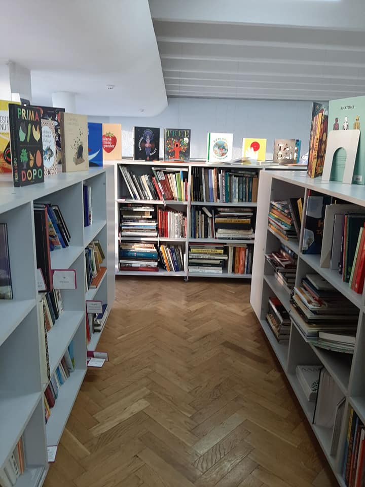 Biblioteka-Shevch-2 Бібліотеці Шевченка – 100 років: у столичній дитячій установі відбулися урочистості