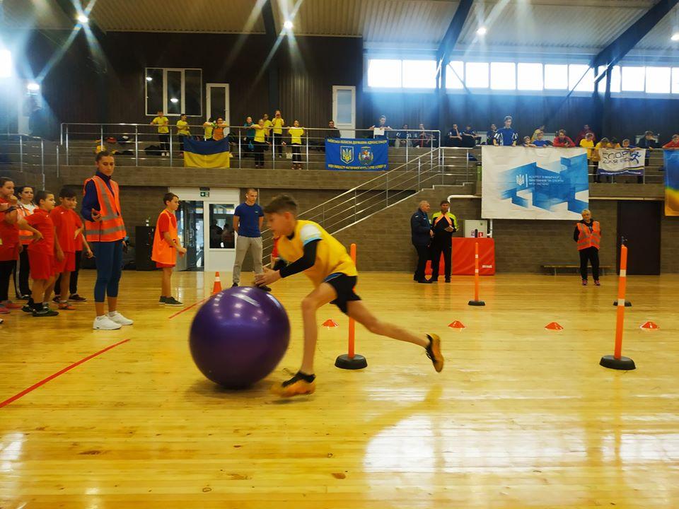 ІІ обласний етап Всеукраїнського спортивно-масового заходу серед школярів «Coolgames» у Броварах -  - CG2