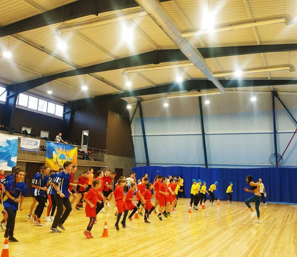 ІІ обласний етап Всеукраїнського спортивно-масового заходу серед школярів «Coolgames» у Броварах -  - CG3