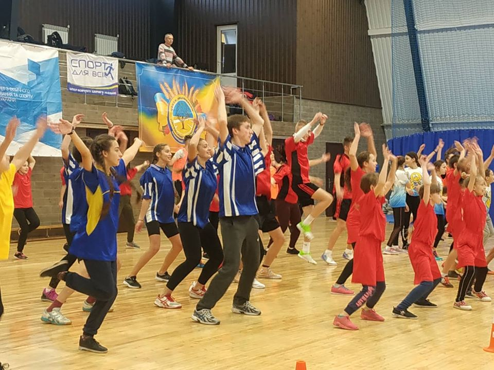 ІІ обласний етап Всеукраїнського спортивно-масового заходу серед школярів «Coolgames» у Броварах -  - CG4