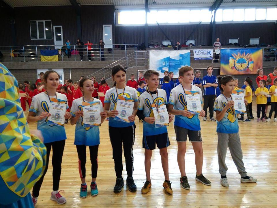 ІІ обласний етап Всеукраїнського спортивно-масового заходу серед школярів «Coolgames» у Броварах -  - CG5