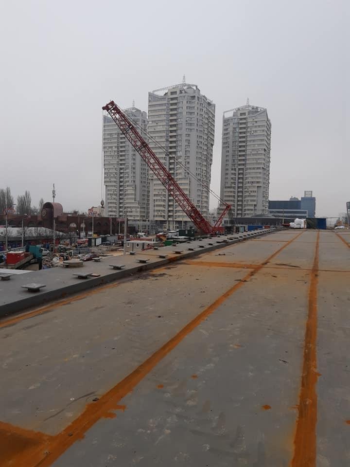 Майже готовий? Що нового на Шулявському мосту (фоторепортаж) - Шулявка, міст, Кличко - E9F133D3 E992 4829 8CAE 8AC972601D77