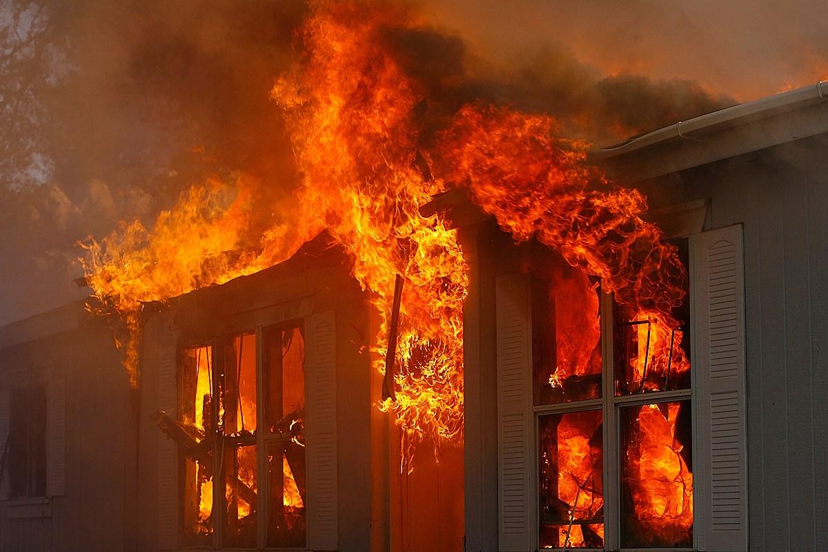 Бориспільщина: дві пожежі за два дні -  - GettyImages 77489086