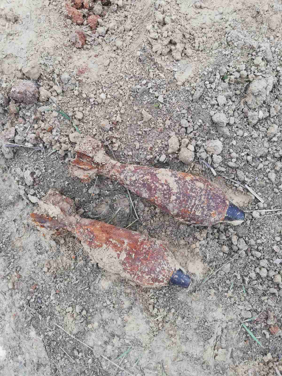 У Білій Церкві та на Миронівщині знайшли небезпечні предмети - Миронівський район, ДСНС, вибухонебезпечні предмети, Біла Церква - IMG bc36e2e4981ee8b1fc61420b52642d8d V