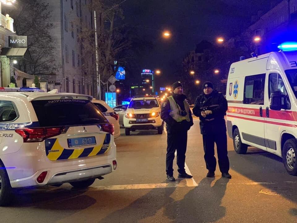 У Києві проводиться спецоперація для розшуку зловмисника, який стріляв у автомобіль -  - IMG 20191201 184442 144
