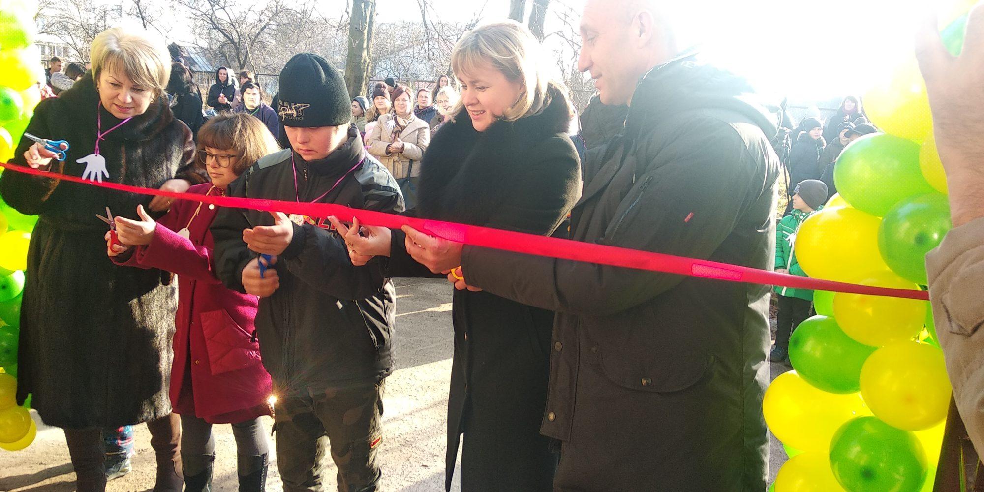 У День Миколая в Бородянці відкрили перший інклюзивно-ресурсний центр - інклюзія, Інклюзивно-ресурсний центр, Бородянка - IMG 20191219 112124 1 2000x1000