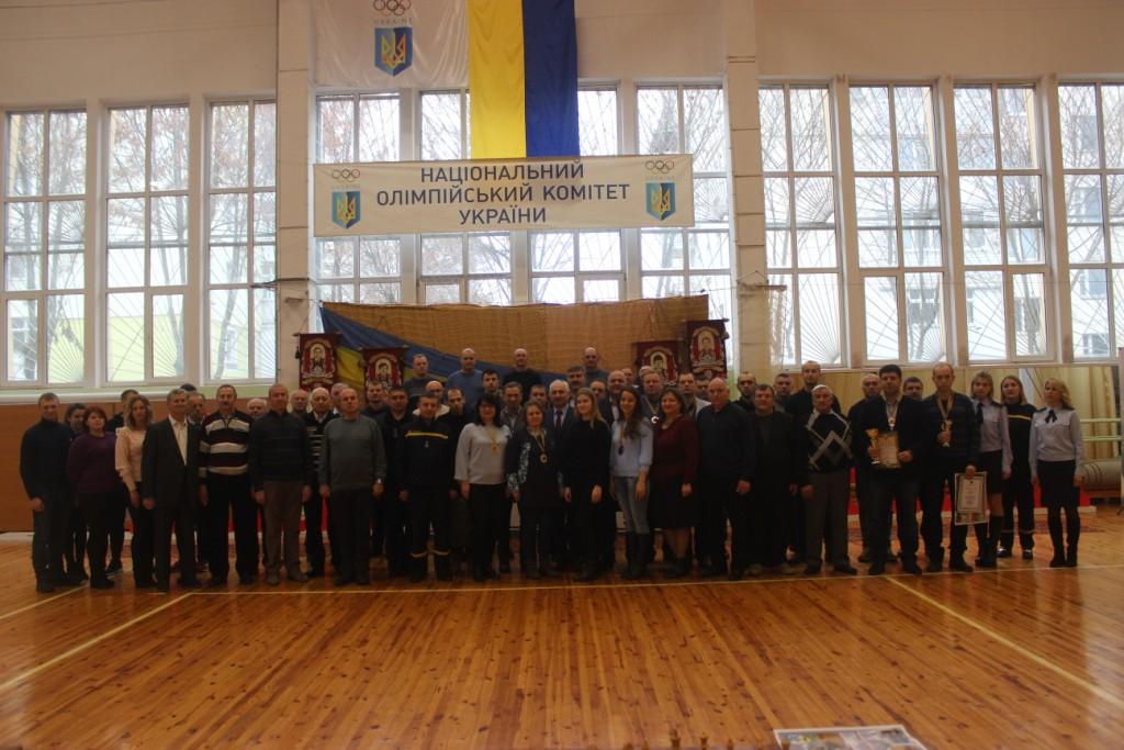 Рятувальники Київщини - бронзові призери всеукраїнського шахового турніру (відео) -  - IMG 5404