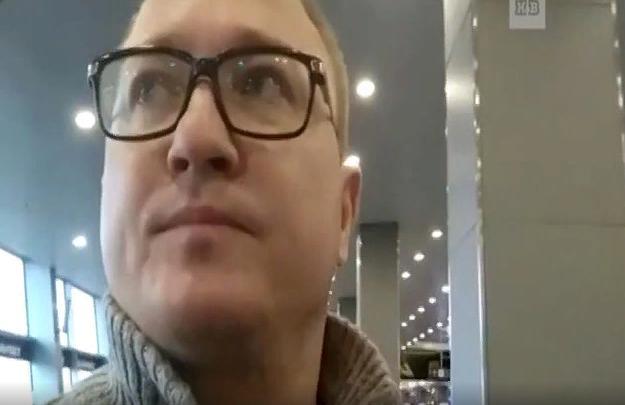 """Знімальну групу російського телеканалу НТВ не пропустили в аеропорту """"Бориспіль"""" -  - Novyj rysunok 1 1"""