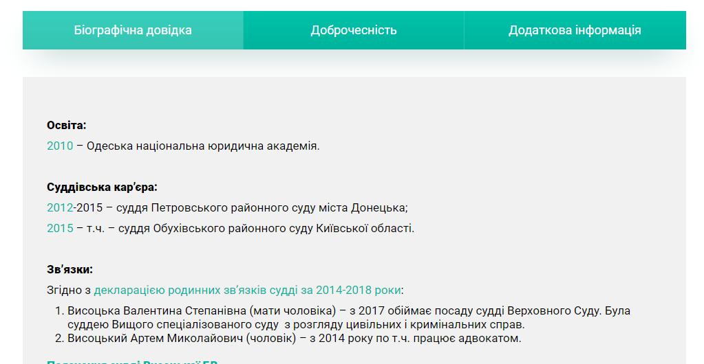 Президент призначив суддю Обухівського районного суду -  - Screenshot 4 5
