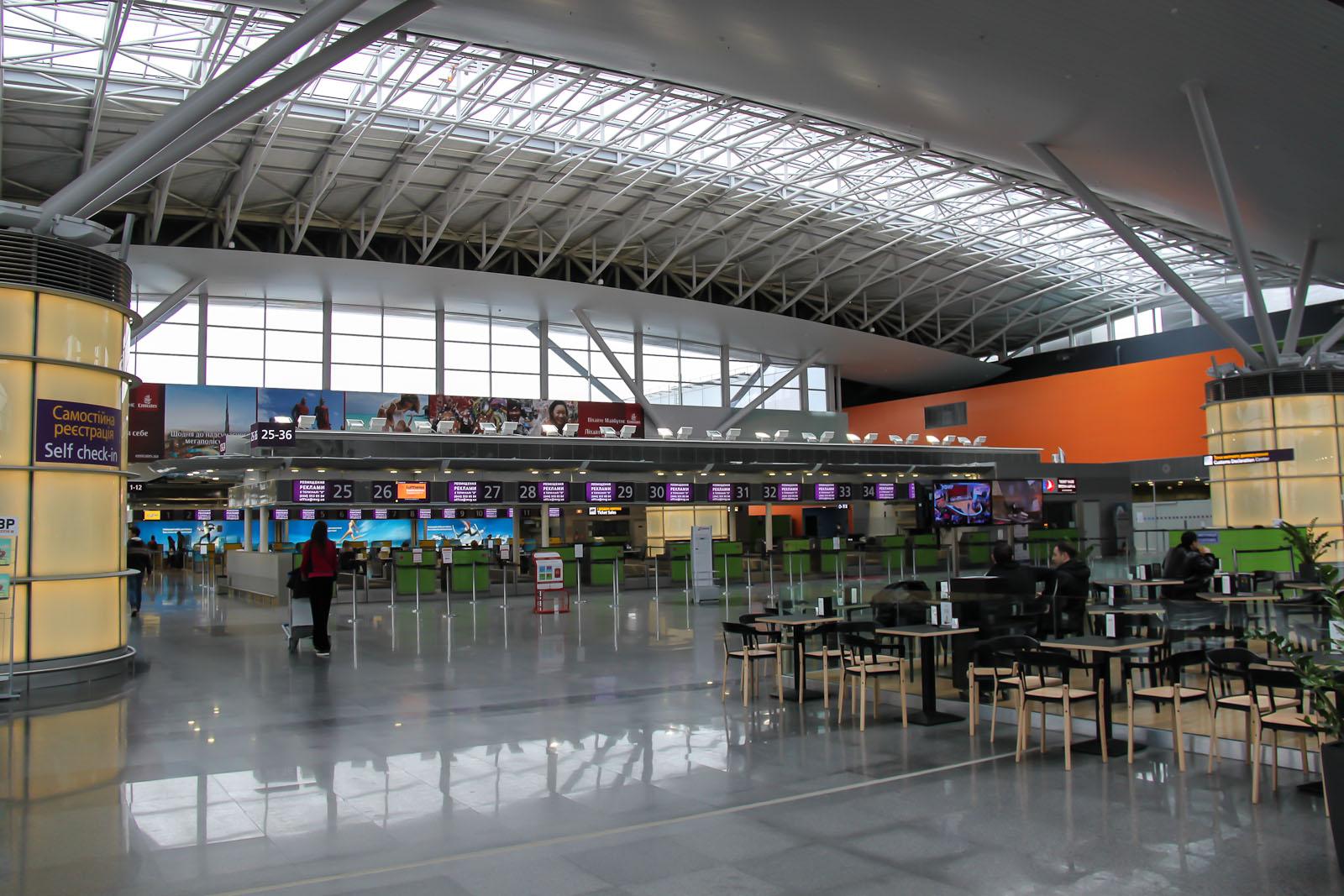 UIA-Kiev-Sochi-11 Антимонопольний комітет рекомендує уряду скасувати пільги для аеропорту Бориспіль