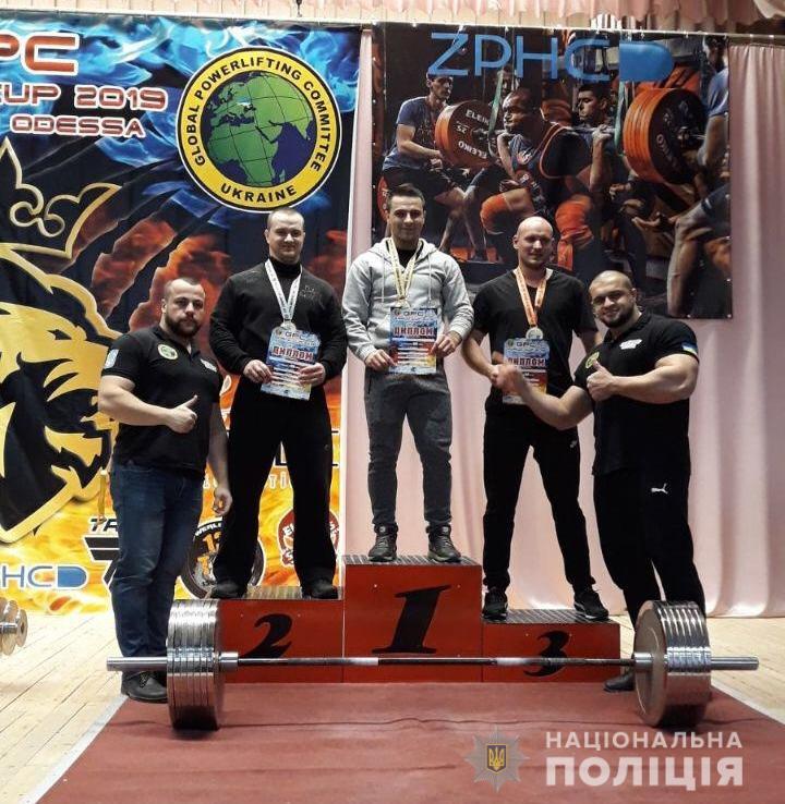 Полісмен з Київщини - чемпіон світу з пауерліфтингу -  - WhatsApp Image 2019 12 09 at 16.53.53