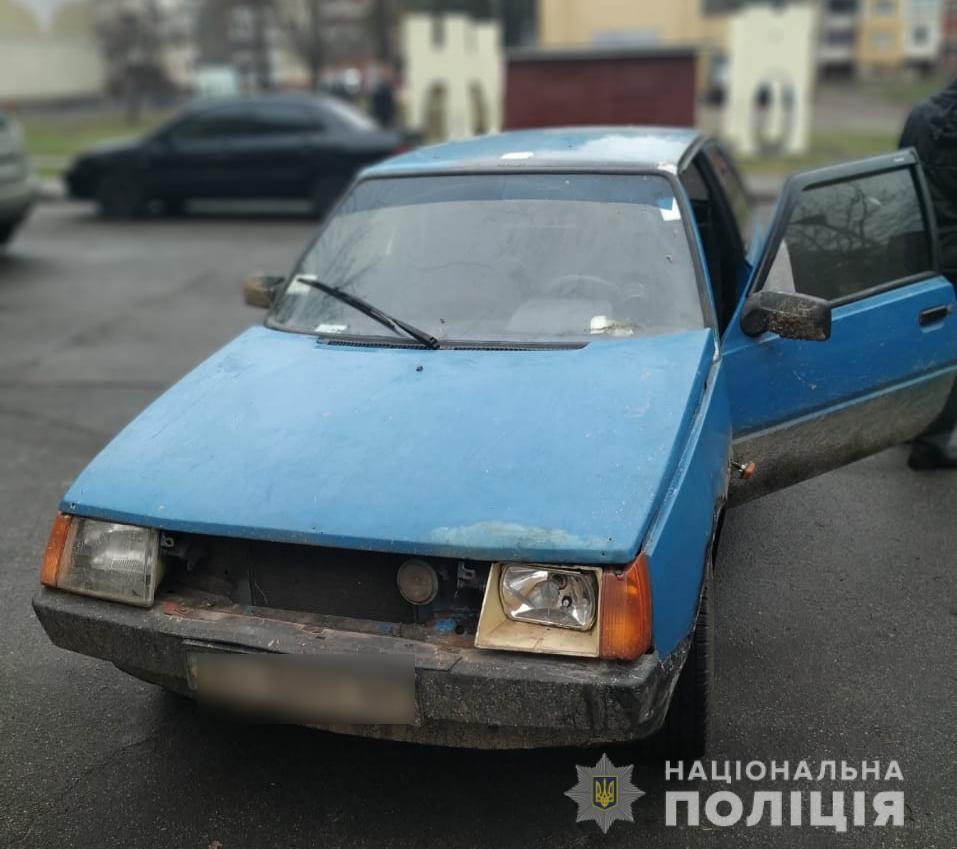 У Славутичі поліцейські затримали нетверезого водія без посвідчення -  - WhatsApp Image 2019 12 23 at 11.03.58