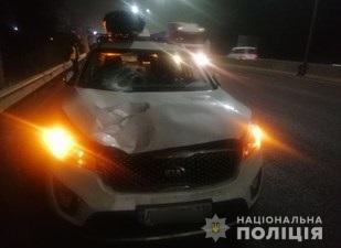 chabany Чабани: у ДТП загинув пішохід