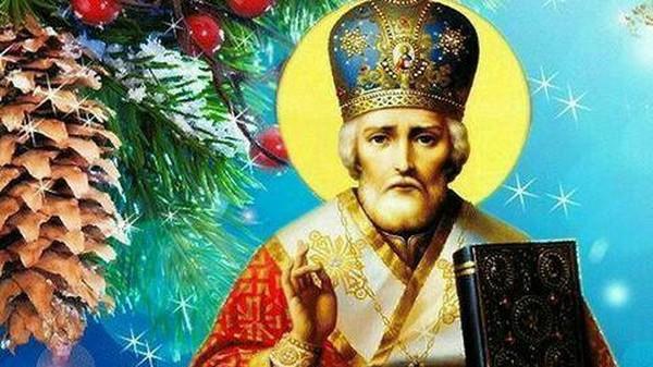 Сьогодні відзначається День святого Миколая Чудотворця -  - crop 1