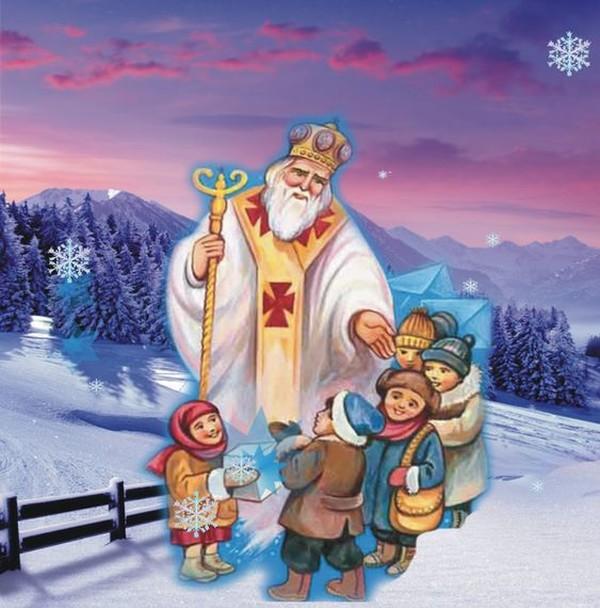Сьогодні відзначається День святого Миколая Чудотворця -  - crop