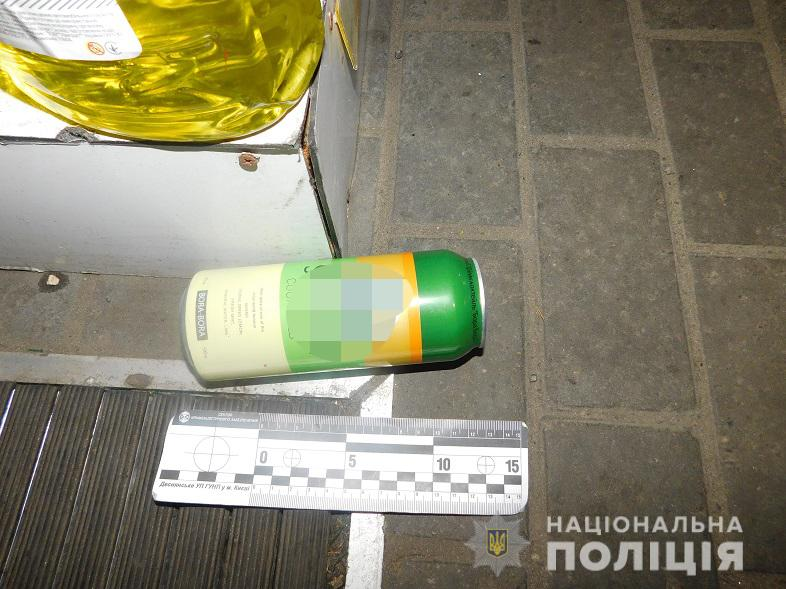 Грабіж на АЗС у Києві: затримали групу неповнолітніх -  - desnabanka1