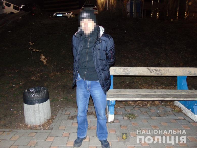 Двох киян затримали за розбійний напад на дитячий магазин -  - dniprorozbdm091220193