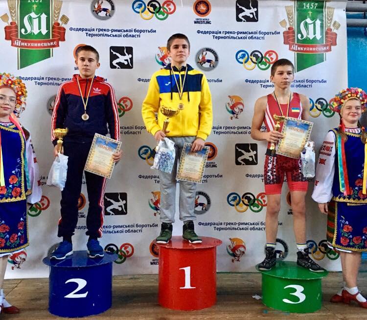 Два срібла борців з Миронівки на міжнародному турнірі з греко-римської боротьби -  - gerbych 0