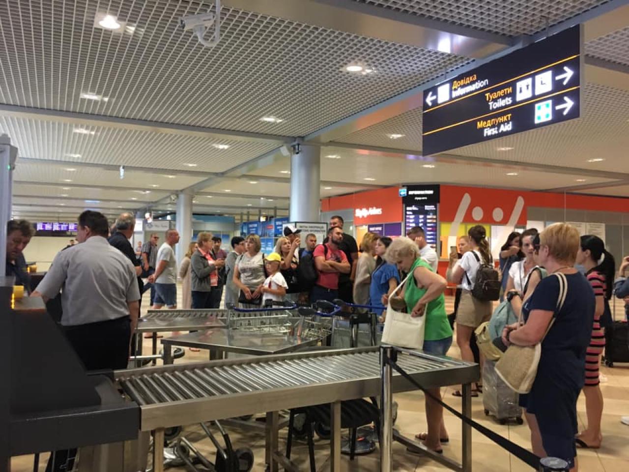 """У Мінінфраструктури погодилися скасувати пільги аеропорту """"Бориспіль"""" -  - image 1"""