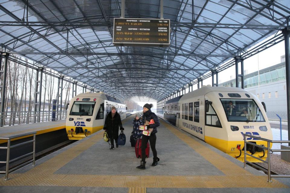 За рік роботи Kyiv Boryspil Express здійснив близько 10 тис. рейсів -  - image originals