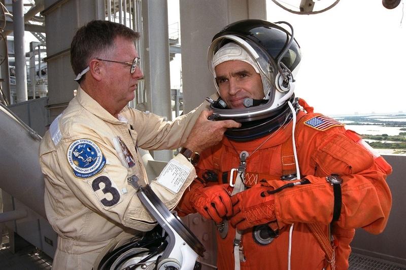 Про першого українського космонавта Леоніда Каденюка знімуть фільм -  - kadenyuk20 9