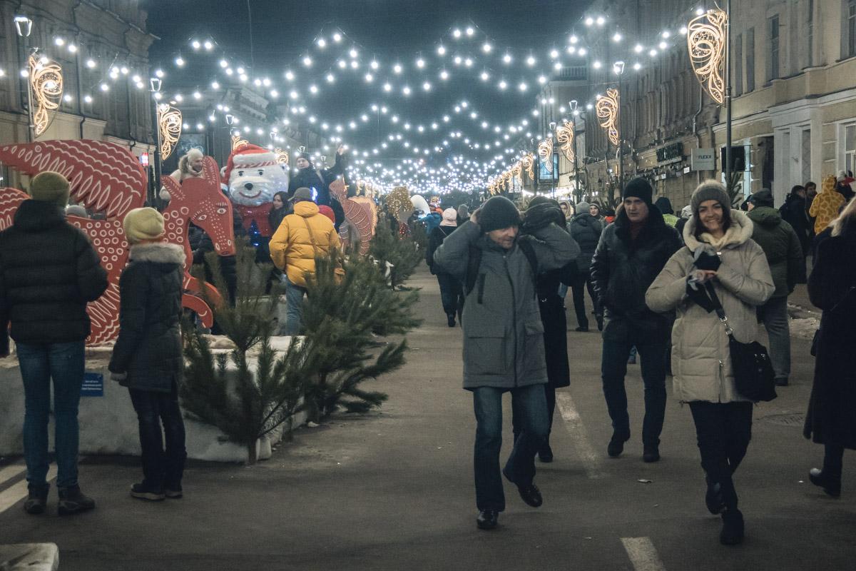 Новорічні заходи на Подолі порадують і киян і столичних гостей -  - kontraktovaya 0583
