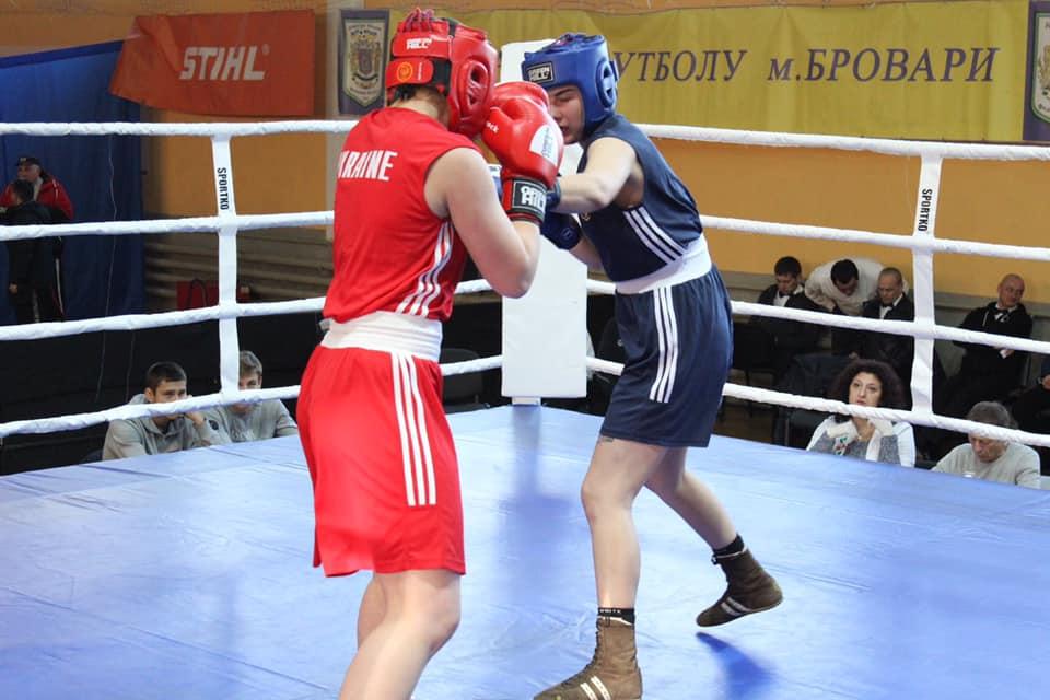 Чемпіонат України з боксу серед молоді у Броварах -  - lovchinskaya