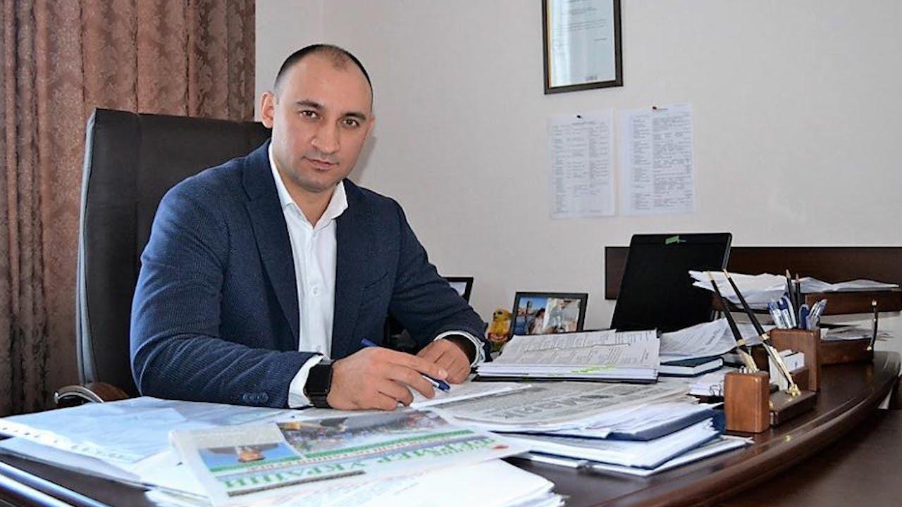 Олександр Гомон - новий голова Обухівської РДА -  - maxresdefault 2
