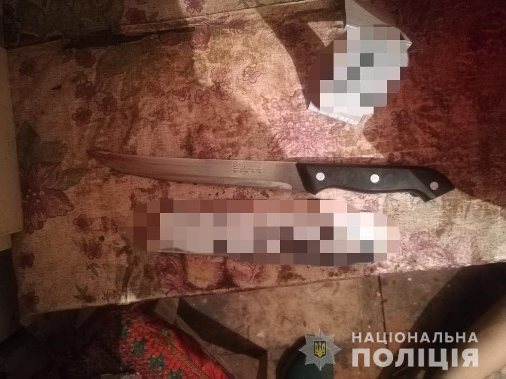На Рокитнянщині дівчина вбила свого співмешканця через ревнощі -  - rokytnenizh1