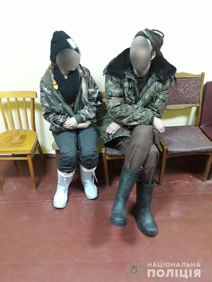 s22 Чергові групи порушників виявили в зоні відчуження Чорнобильської АЕС