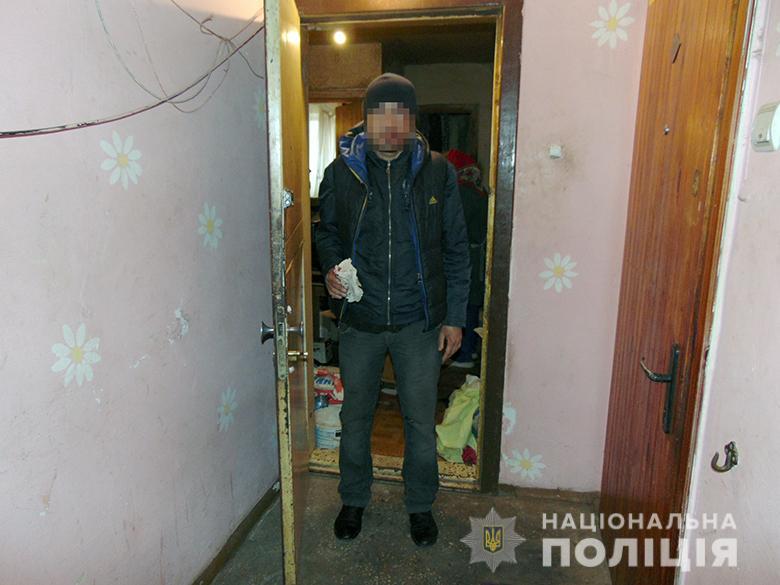 Брат на брата: у Києві чоловік вдарив ножем родича -  - svitoshttynigklavd281219