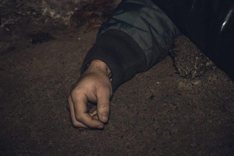 В Обухові від переохолодження померла людина -  - trup obolon 2 of 4 800x533