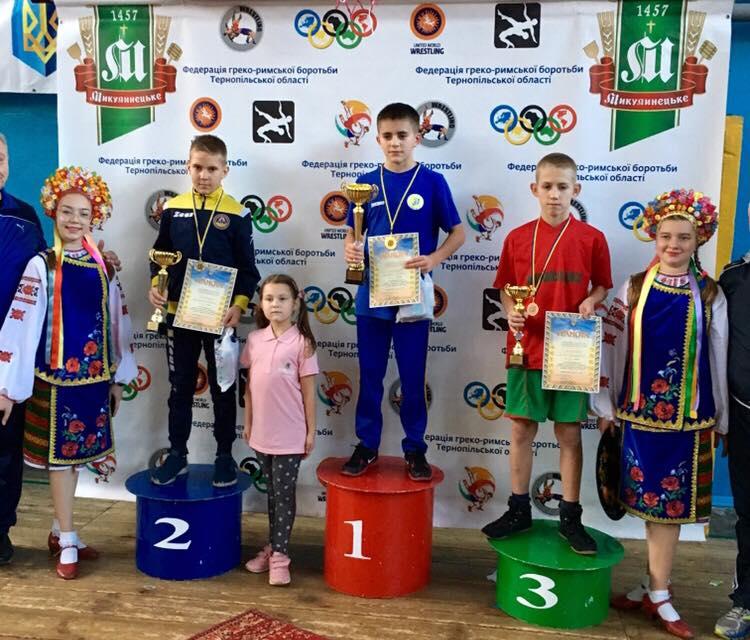 Два срібла борців з Миронівки на міжнародному турнірі з греко-римської боротьби -  - vol2
