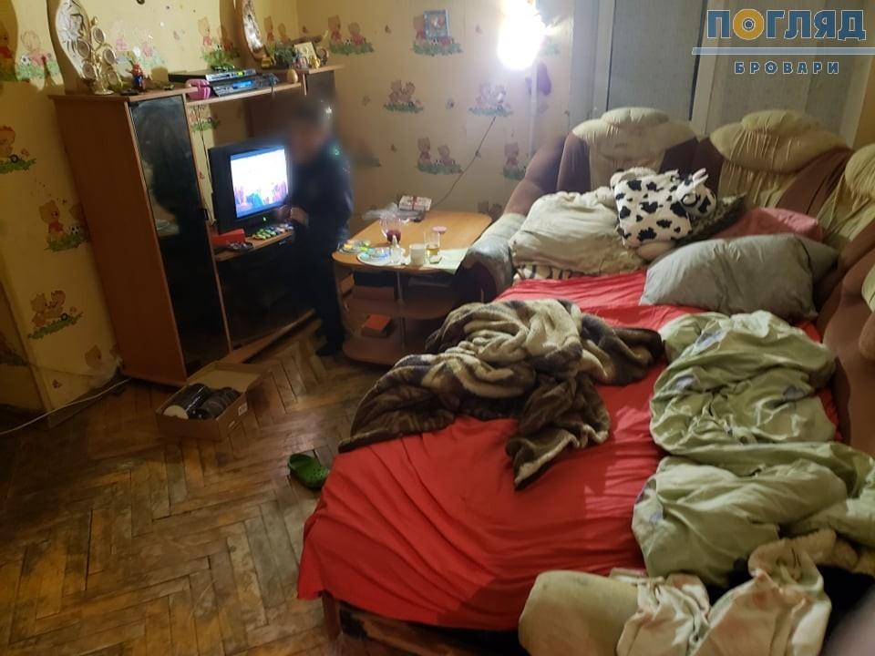 Черговий рейд Броварами по сім'ям, які опинилися в складних життєвих обставинах (фото) -  - yzobrazhenye viber 2019 12 13 10 19 44