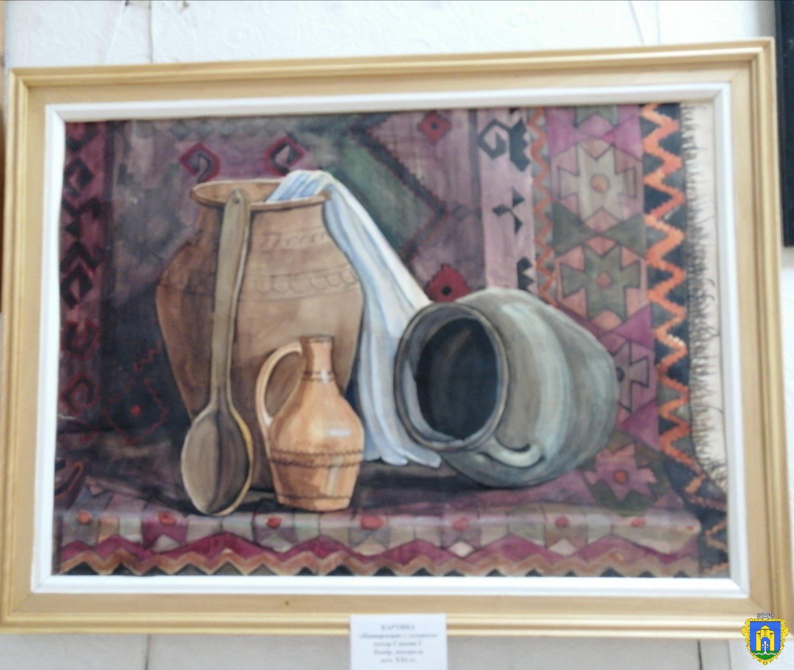 У Броварах відкрилася виставка з фондів міського краєзнавчого музею -  - yzobrazhenye vvystavka