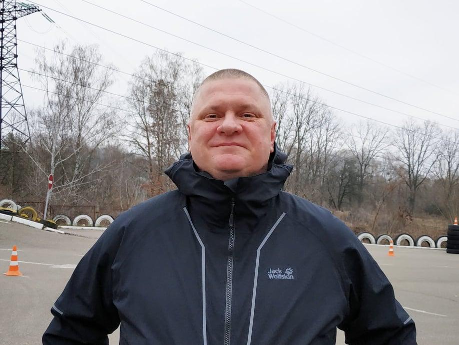 Водії складають екзамени «на камеру» - київщина, Вишгород - 0116 Videofiks mazepa