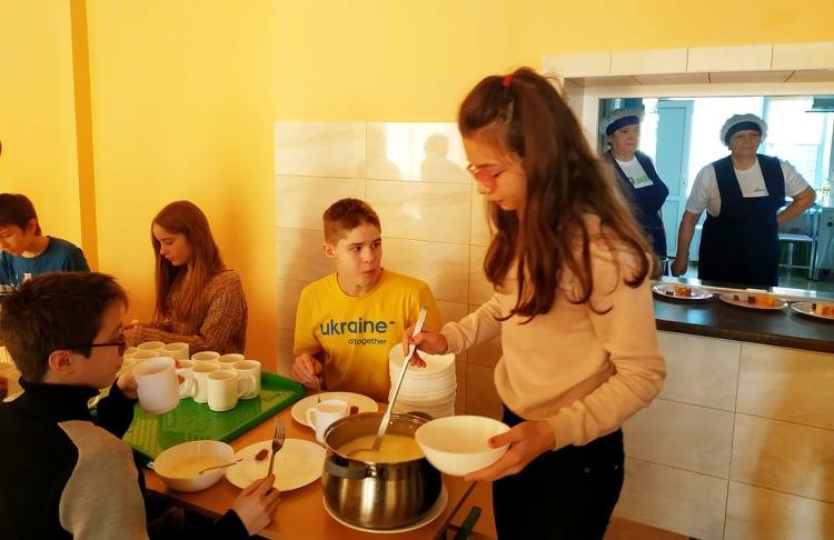 Нова система шкільного харчування на Вишгородщині: чи смачно? - РДА, київщина, відділ освіти, Вишгород - 0128 harchi osn