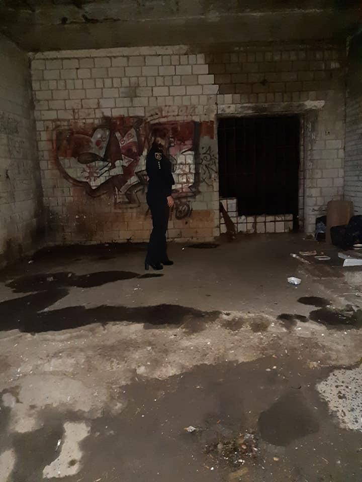 У Вишневому поліція відвідала місця вживання наркотиків - наркотики, Вишневе - 0296EB69 6EBF 4A07 B2DD 3D53AD450630