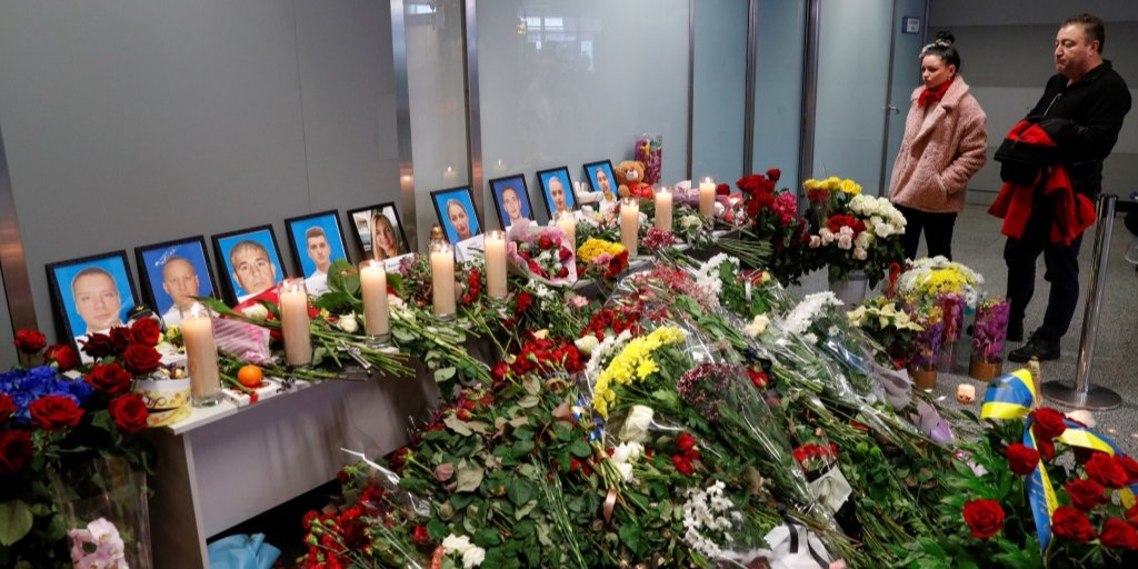 """В аеропорту """"Бориспіль"""" пройде церемонія вшанування пам'яті загиблих в авіакатастрофі -  - 02d03b64f57800dfbcd7383b3d2f77f7"""