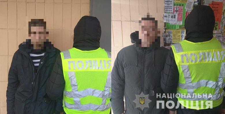 У Києві затримали дует крадіїв -  - 08.01.2019dnkrad04.01.20205
