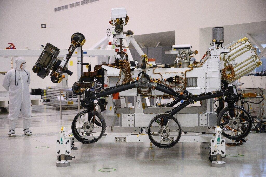 На Марс відправиться новий ровер