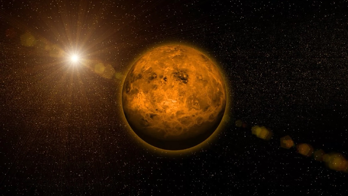 Знайдена друга «жива» планета крім Землі – Венера - Сонячна система, планета, Венера - 08 venera3