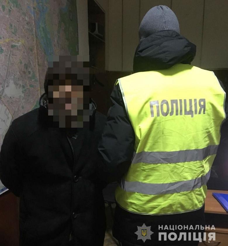 У Києві за розбій затримано двох іноземців -  - 09.01.2020pecherarozbiy080120202